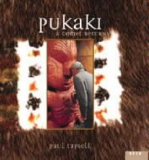 Pukaki: A Comet Returns is the story of the carving of Pukaki, now in the Rotorua Museum. Maori Non-fiction collection, 993.423z TAP
