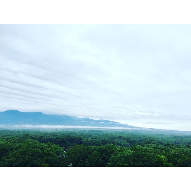 【miki_0627】さんのInstagramをピンしています。 《2016/9/18 那須高原 * 母と妹家族とプチ旅行😊 * 部屋からの景色は緑一面🌲🌲🌲 超癒されてます😌 * #那須高原#栃木県#那須#旅行#プチ旅行#家族旅行#famly#森林#山#緑#癒し#日本#japan#雨#instagood#2泊3日#happy ❤️》
