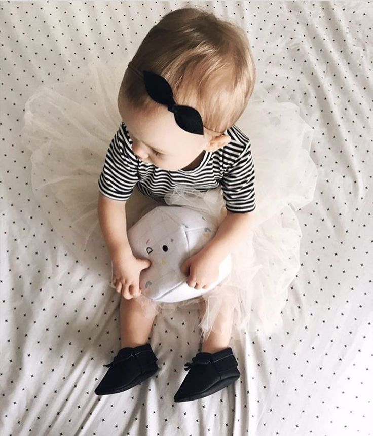 Tutus striped tees mocs and a PrismPal! What a perfect combination