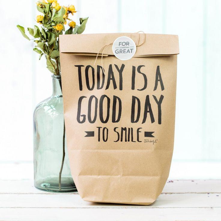 Kraft zakken | Smile