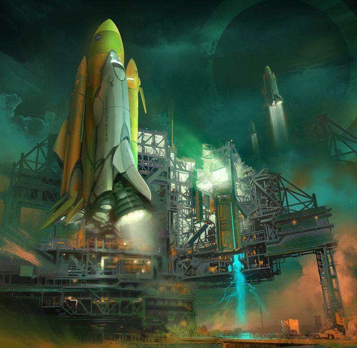 kerbal space program shuttle design - photo #30