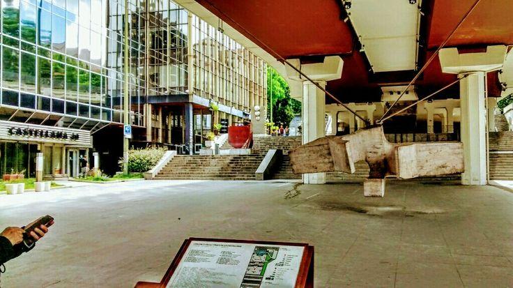 MUSEO DE ESCULTURAS AL AIRE LIBRE.