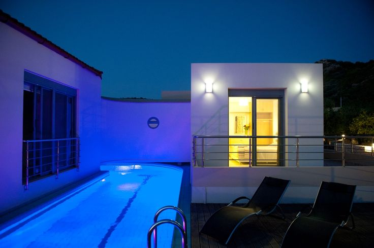 Villa Demoritus, in Chania, Crete. Here you can find a lot of lovely sandy beaches with many resorts and busy villages such as Platanias, Agia Marina, Stalos lying in front of beautiful sandy beaches.