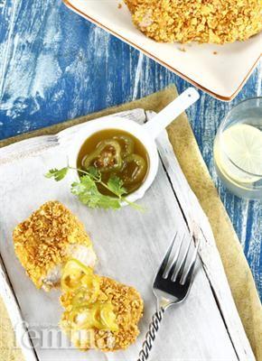 Ikan Dori Salut Cornflakes