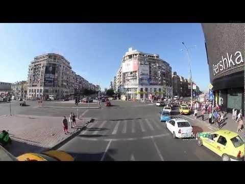 Bucharest City Tour - YouTube