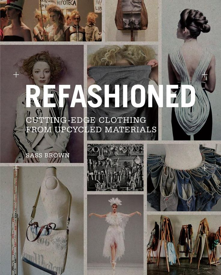 A fashion book to read!