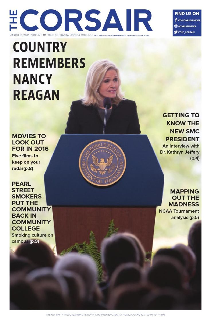 Check out the latest issue of the Santa Monica College newspaper.