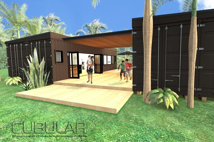 Tobago Living Cubular Mini House Inspiration