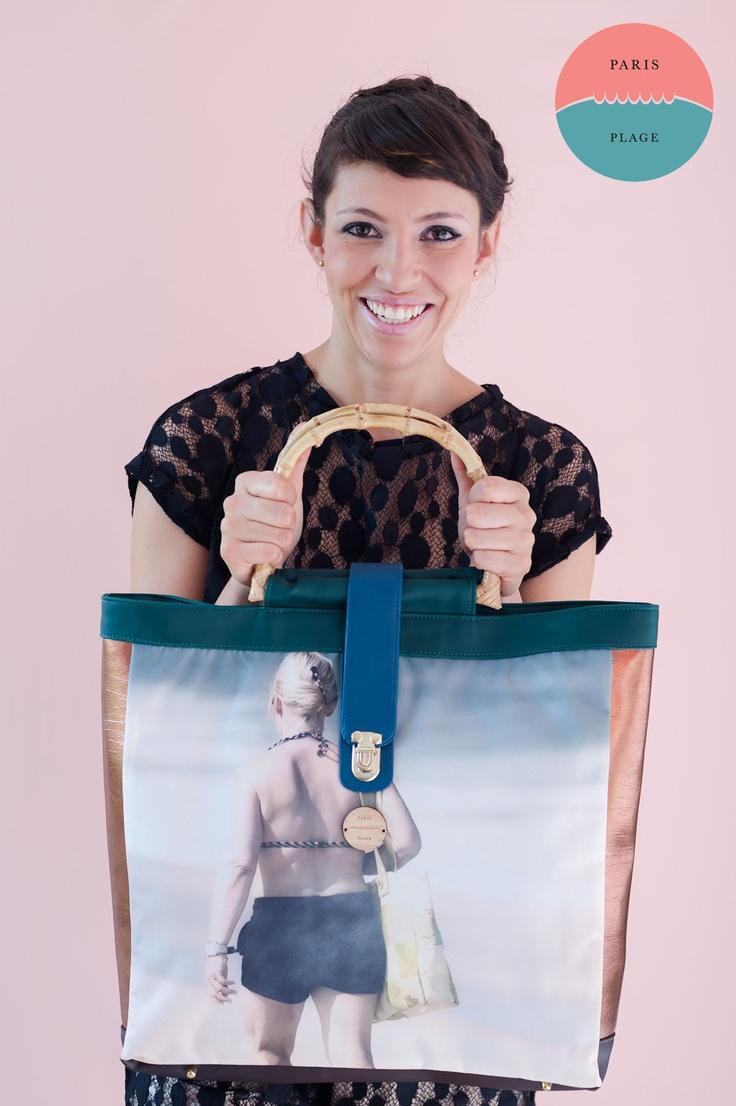 Shopping bag colores / Tranquillité