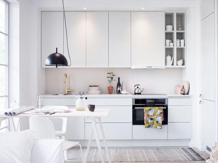 antikvit,compact living,kök