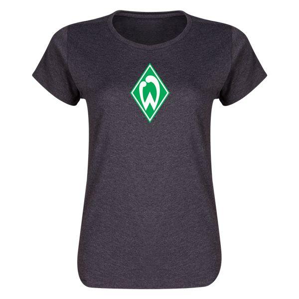 Werder Bremen Crest Womens T-Shirt