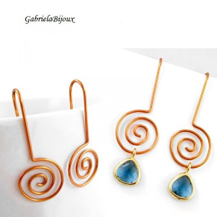 316 best Wire jewelry images on Pinterest   Wire wrapped jewelry ...