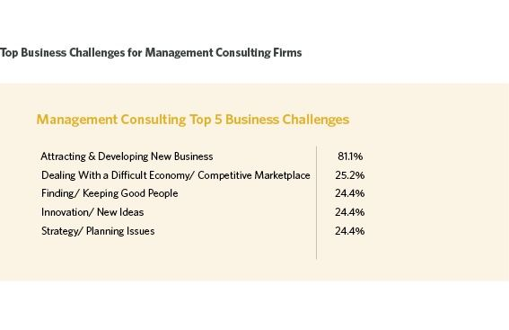 Top 5 Business Challenges for Management Consulting Firms | Hinge Marketing