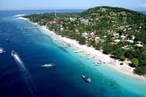 amazing honeymoon on gili trawangan lombok destination