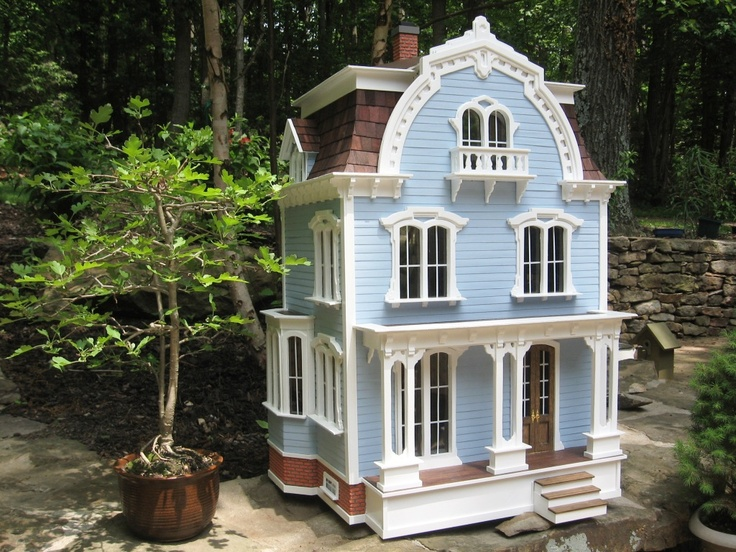 Best 25 Victorian Dollhouse Ideas On Pinterest Doll