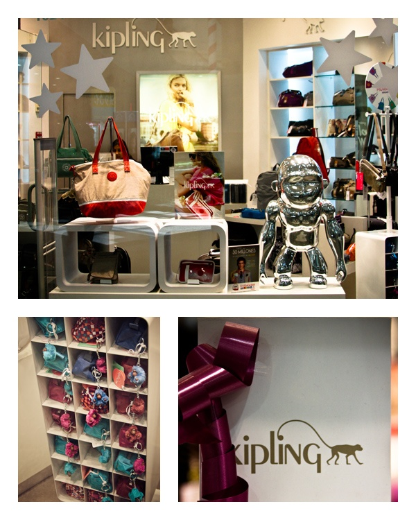 Kipling, local 1024, primer nivel. #NavidadAlto. Amo estas carteras :)