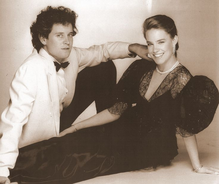 Lance Guest & Catherine Mary Stewart