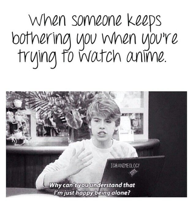 I do it all the time but when it comes to anime or reading anime I snap