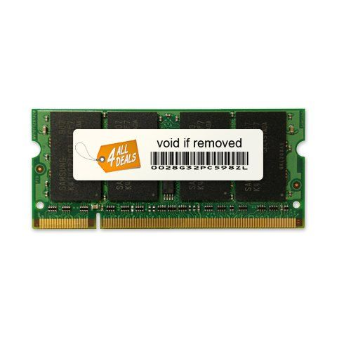 1GB DDR2 Memory Upgrade 4 Sony VAIO PCG-AR270P, A397XP, A417M, A417S, A497XP, A517B, A517M, VGN-A517M/S, A600, A600 (CTO), A600B, A600P, A617, A617B, A617M, A617S, A690, A790, A60091, AR11B Technology: DDR2 SDRAM. DENSITY: 1GB. Speed: PC2-4200 533MHz. PIN COUNT: 200-pin. CL: CL=4.  #4AllDeals #PC_Accessory