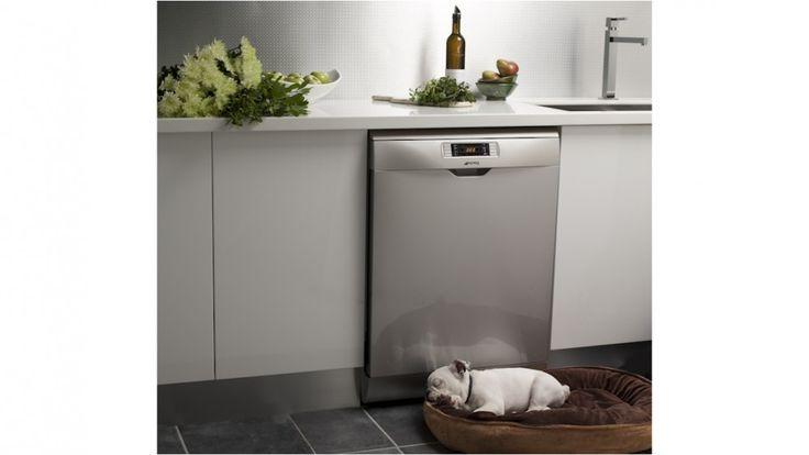 Smeg 15 Place DWA315X Dishwasher - Dishwashers - Appliances - Kitchen Appliances | Harvey Norman Australia