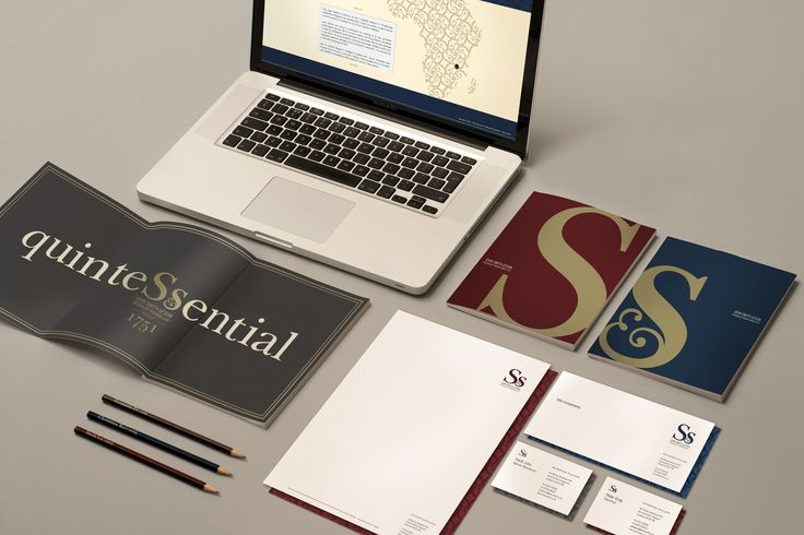 John Smith & Son. Brand Identity. Stationery. Literature. Website.