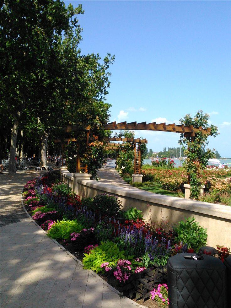 Balatonfüred- Rózsa kapuk