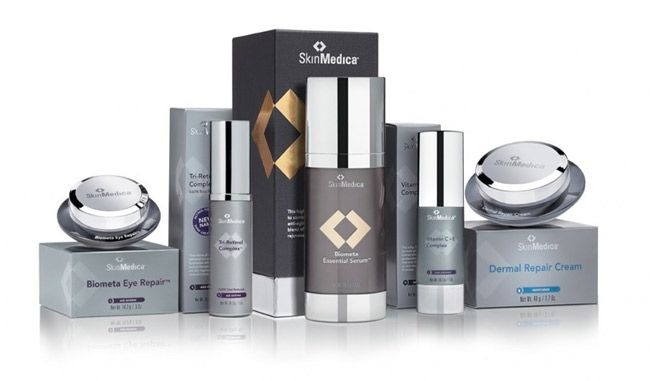 From Promises to Proven:  The science that makes beauty a reality. SkinMedica has exclusive formulations for all skin types and any season.