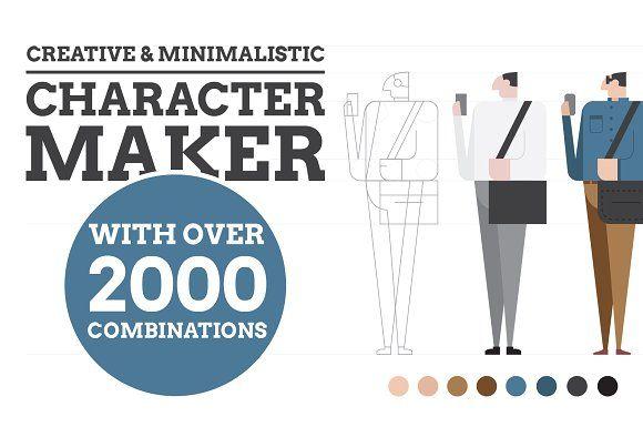 Character Maker 1.0  @creativework247