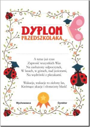Dyplom przedszkolaka do kupienia tutaj: https://szkolnenaklejki.pl/pl/p/Dyplom-Przedszkolaka-Wzor-5/2062