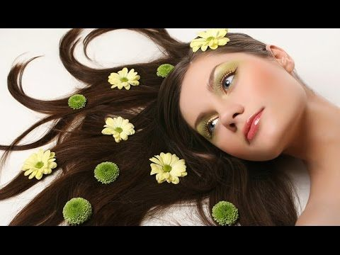 pelo largo masaje piel oscura