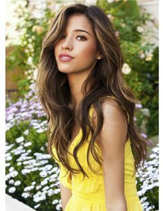 Kelsey Chow- I love her hair