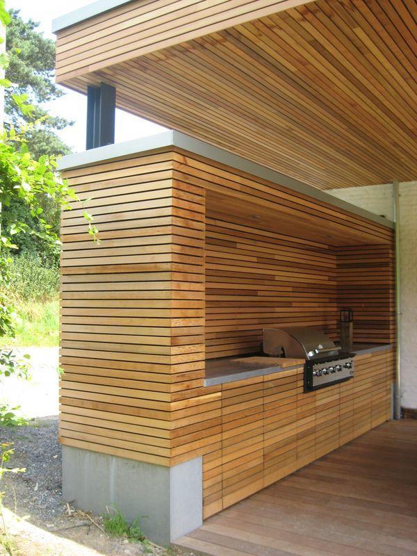 Les 25 meilleures id es de la cat gorie terrasse couverte sur pinterest for Construire une terrasse couverte