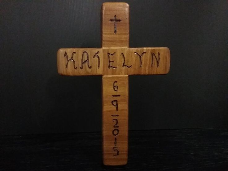 Commemorative Cross (custome) by IV Creations
