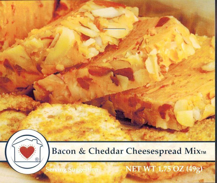 Bacon & Cheddar Cheesespread Mix | Treasure Journeys