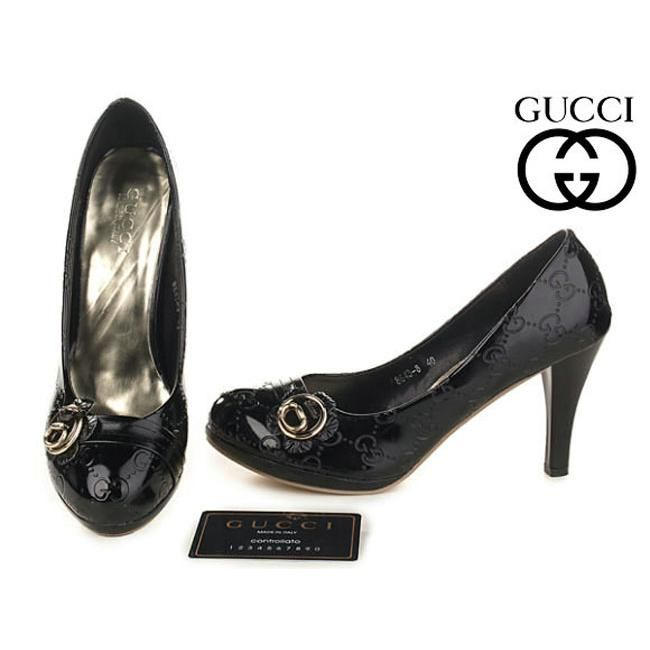 Future job interviews lucky charms - Womens Gucci Pumps Shoes 004