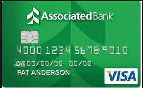 Associated Bank Secured Visa Credit Card Login Online