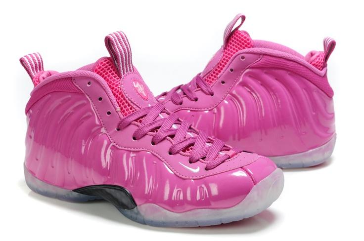 Pink Foamposites for sale Think Pink Foamposite Pro Womens