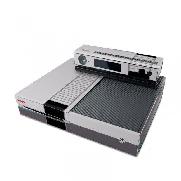 Xbox One NES Skin
