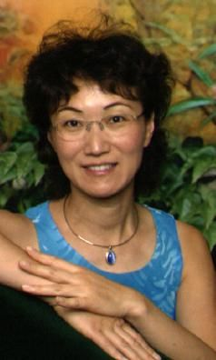 Iris Yang, author of Wings of a Flying Tiger.