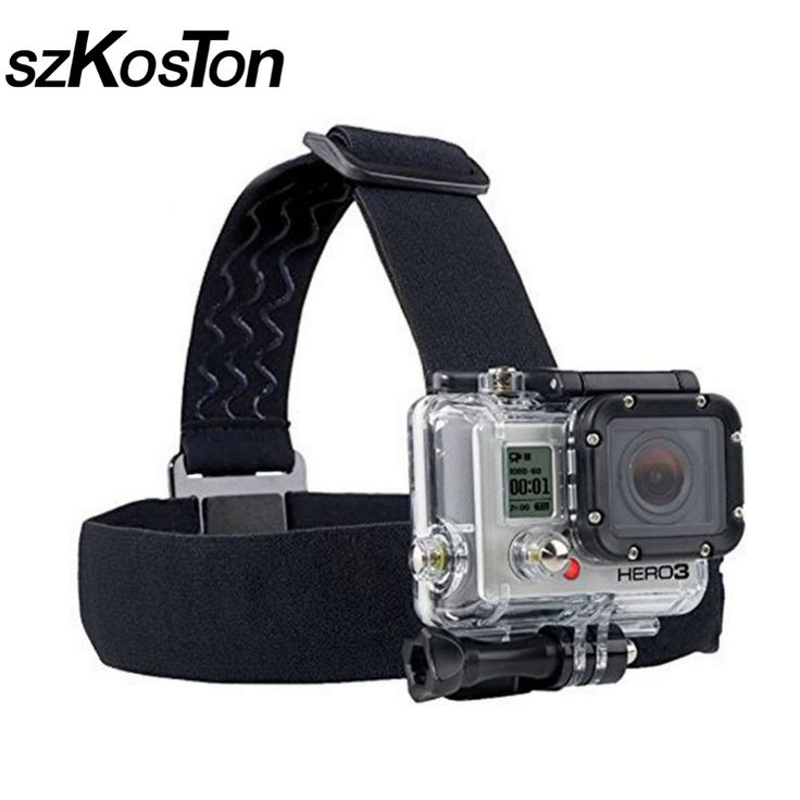 Action Camera Gopro Accessories Headband Chest Head Strap Mount Monopod For Go pro Hero 3 3+ 4 5 SJ4000 SJ5000 Sport Cam Helmet //Price: $9.95 & FREE Shipping //     #gadgets #geek