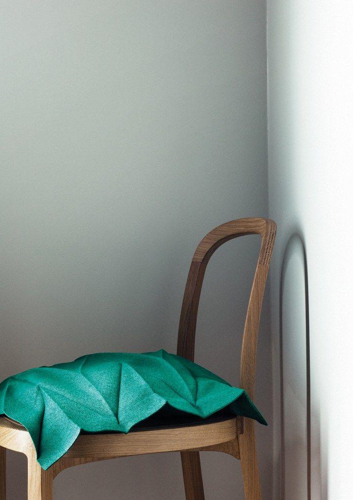 Design scandinavo + origami giapponesi