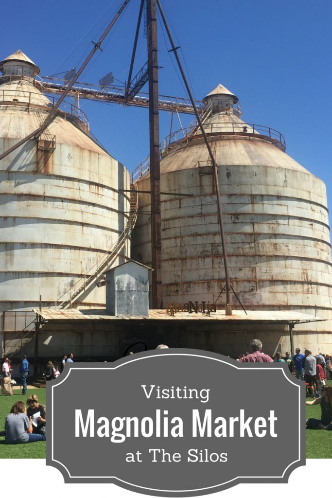 If you're fans of the HGTV show Fixer Upper, you have to visit Magnolia Market at The Silos in Waco, Texas. Here's a guide of what you can expect. It's a great family travel destination and you may just see Joanna Gaines's mom like we did!