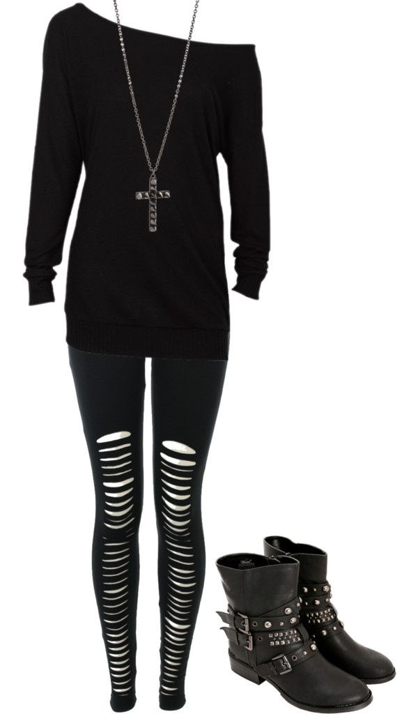 Image result for simple gothic clothing | ALTERNATIVE SH*T! | Pinterest | Clothes Punk and ...