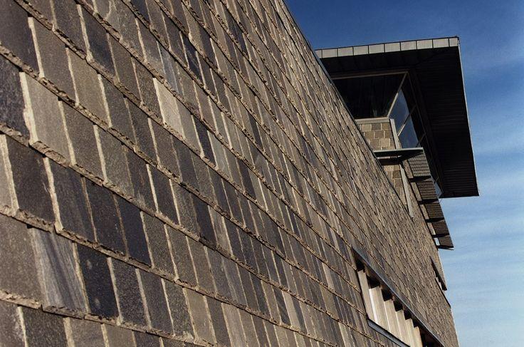 Kvitsøy Coastal Control Jarmund & Vigsnæs Arkitekter
