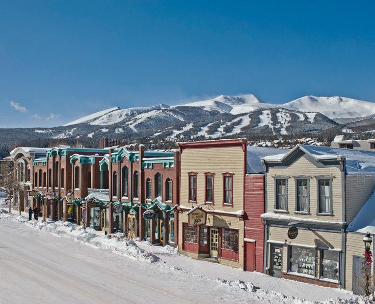 Mountain Thunder Lodge - Jetsetter · Breckenridge MountainBreckenridge  ColoradoColorado Ski ResortsBest SkisThunderUsaBrave