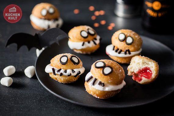monstertorte rezept halloween snacks torte selber machen halloween torten halloween. Black Bedroom Furniture Sets. Home Design Ideas