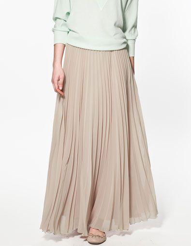 pleated maxi: Style, Clothing, Maxiskirt, Dresses, Long Skirts, New Fashion, Chiffon Skirts, Pleated Maxi Skirts, Pleated Skirts