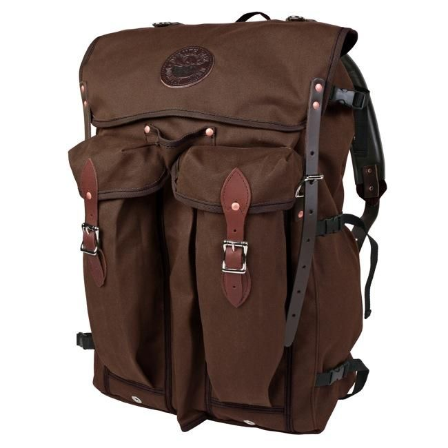 Bushcrafter Pack is another make of backpack, and a great one at that! It's certainly on the list as one of 10 essentials for hiking!