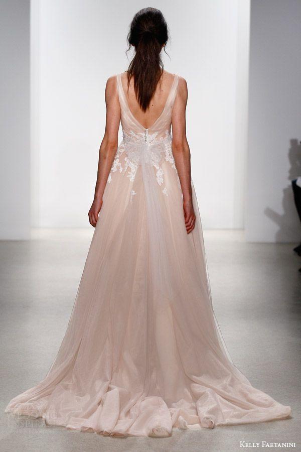 Kelly Faetanini Bridal Spring 2016 Wedding Dresses | Wedding Inspirasi