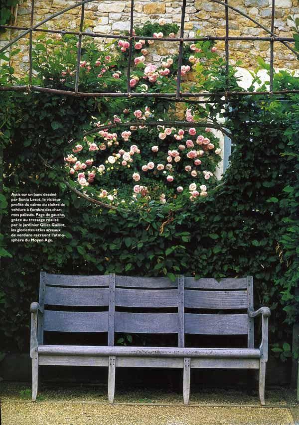 Prieuré d'Orsan - revue de presse - Marie Claire Maison